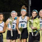 Field Hockey Winning in Many Ways On Senior Night