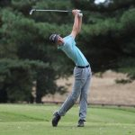 Drew Wallace Bounces Back at the State Golf Tournament