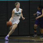 North Girls Basketball Defeats Frederick Douglass 72-42