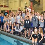 North Swim Team wins 10th Straight Oldham County Cup