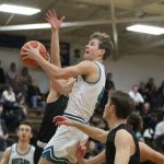 Boys Basketball Season Ends in Districts
