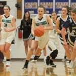 NOHS Girls Basketball Season Ends at Districts