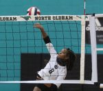 North Volleyball Advances with Win Over Trimble Co. District Finals Tonight