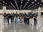 Archery Team Competes at NASP State Tournament