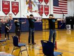 Archery Team Competes at KHSAA Tournament