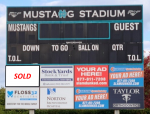 North Oldham Scoreboard Sponsorships Still Available