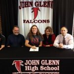 Loren Vukovits Signs Letter of Intent with IUSB