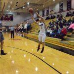 John Glenn High School Varsity Basketball beat Jimmies 94-32