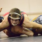 Wrestling falters at Bremen