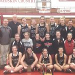 Girl's Basketball Win Applebee's Goshen Holiday Tournament