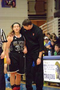 Girls Varsity Basketball vs Triton