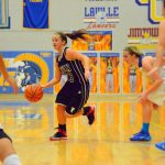 Lady Falcons stay unbeaten with conference win over Triton