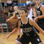 Lady Falcons on the Warpath