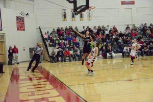 Girls Varsity Basketball vs Oregon-Davis