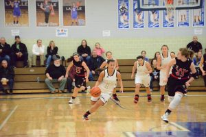 Girls Varsity Basketball vs. O.D. Bi-County Semi-Finals