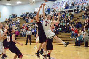 Boys Varsity Basketball vs O.D. (Bi-County Semis)