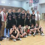 Boy's JV Beat Triton to Claim TCU Bi-County Championship