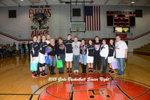 Girls Varsity Basketball vs Adams