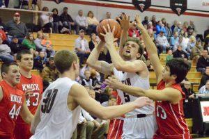 Boys Varsity Basketball vs Knox