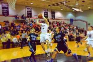 Boys Varsity Basketball vs North Judson
