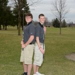 John Glenn High School Boys Varsity Golf finishes 6th place
