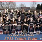 Tennis Loses in Season Opener