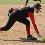 JV Softball Loses to Triton in Extra Innings