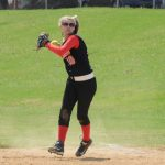 JV Softball Loses Tough Game to Plymouth