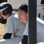 Errors Doom Baseball vs Adams