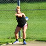 Morgan Eggleston Places 9th in Discus at Warsaw Regionals