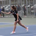 John Glenn High School Girls Varsity Tennis finishes 7th place