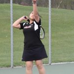 John Glenn High School Girls Varsity Tennis beat Washington High School – South Bend 3-0