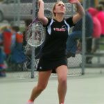 Girl's Tennis Falls To Jimtown