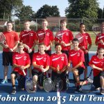 Boy's Tennis Opens with Big Win Over Mishawaka