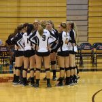 Volleyball Opens Up Season With a Win Over Triton