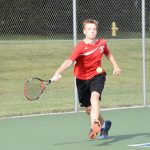 Tennis Finishes 4th in Inaugural Glenn Invite