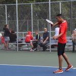 Tennis Picks Up NIC Win Over Washington