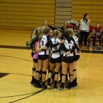 Volleyball Beats Jimtown Through Solid Team Play