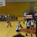 Volleyball Loses to St. Joe 0-3