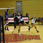 Volleyball Picks Up a Win on the Road Over North Judson