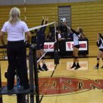 Volleyball Beats Clay to Pick Up Another NIC Win