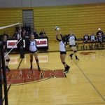Volleyball Picks Up Big NIC Win on the Road Over Bremen
