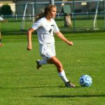 Girl's Soccer Loses 1st Game to a Talented Munster Team