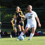 Girl's Soccer Takes Down Plymouth
