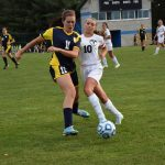 Girl's Soccer Loses Tight Game to Marian