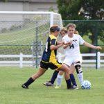 Girl's Soccer Loses at St. Joe