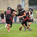 Football Falls to Mish. Marian in Opening NIC Game