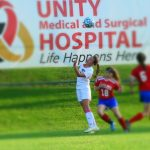 Girl's Soccer Loses to Penn in Final Regular Season Game