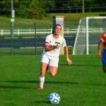 Girl's Soccer Scores 5 in Win vs Washington