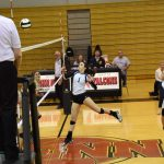 Volleyball Headed to Sectional Finals with Win Over CGA